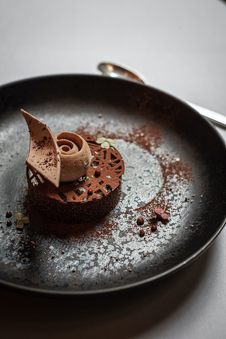 recette au Chocolat Millot par François Josse