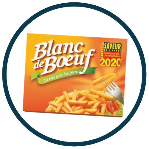 Les nouveaux produits de mars 2021 Blanc de Boeuf