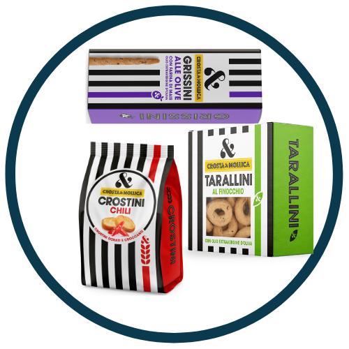 Les nouveaux produits de mars 2021 Crosta & Mollica