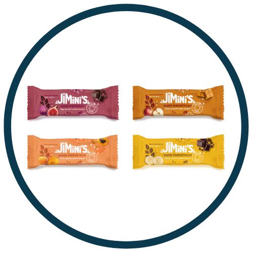 Les nouveaux produits de mars 2021 Jimini's