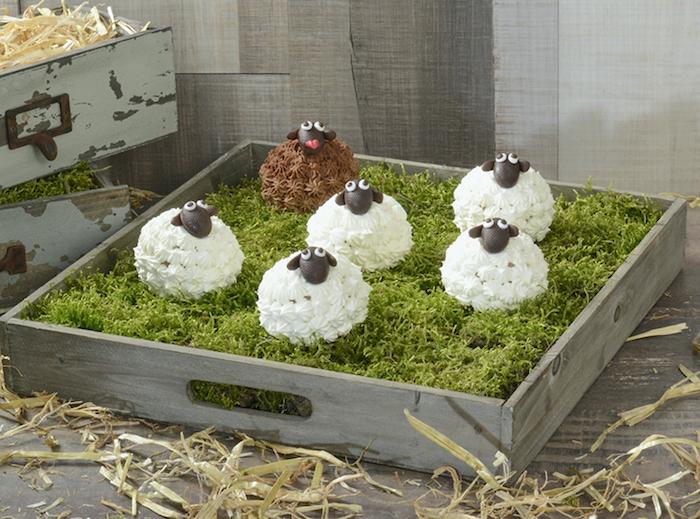recette de Moutons de Pâques
