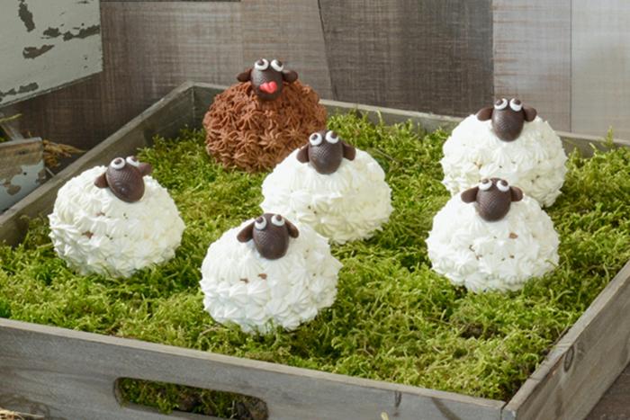 Moutons de Pâques