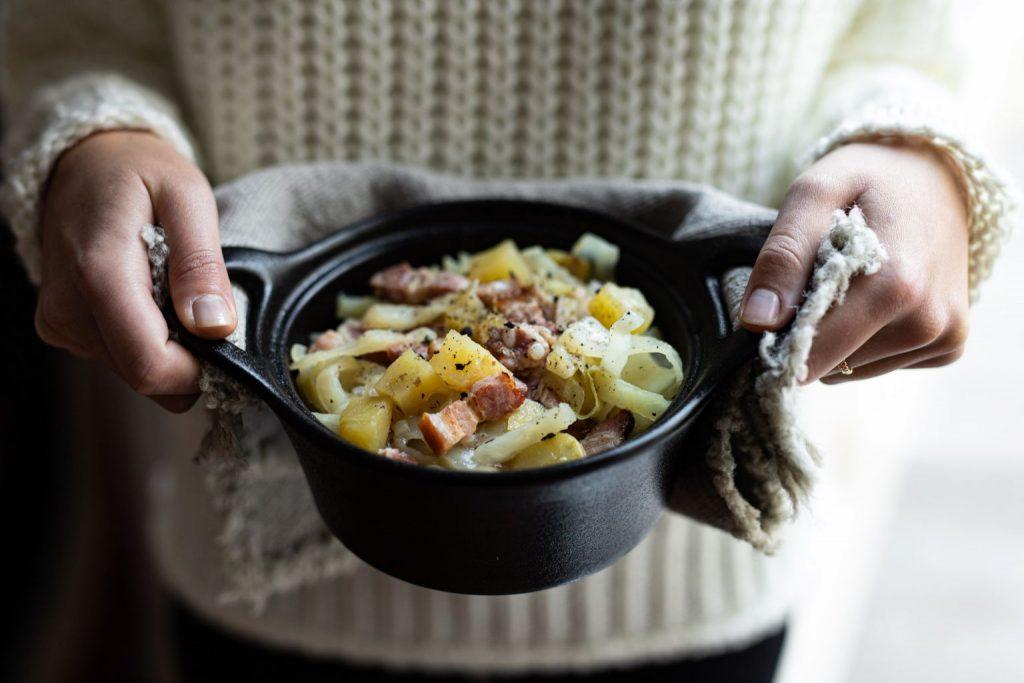 recette de Potée de chou blanc