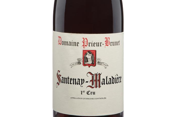 Santenay Maladière 2016, l'élégance du Pinot Noir en Premier Cru