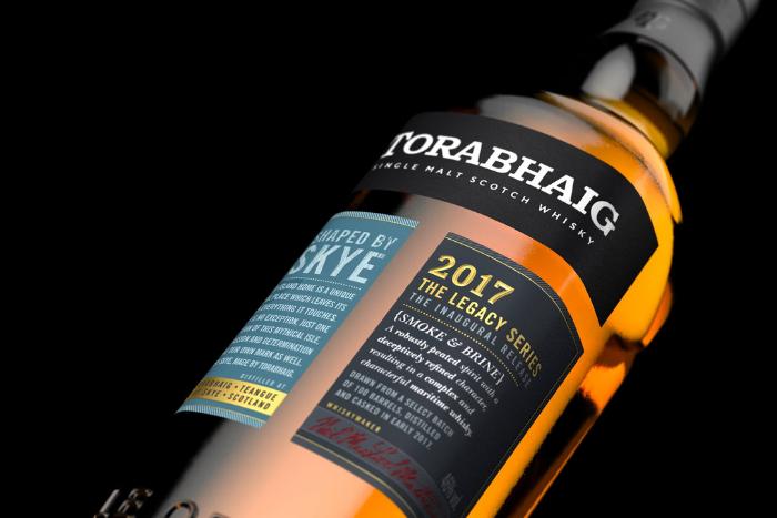 Torabhaig Legacy Series 2017, le nouveau-né de Skye
