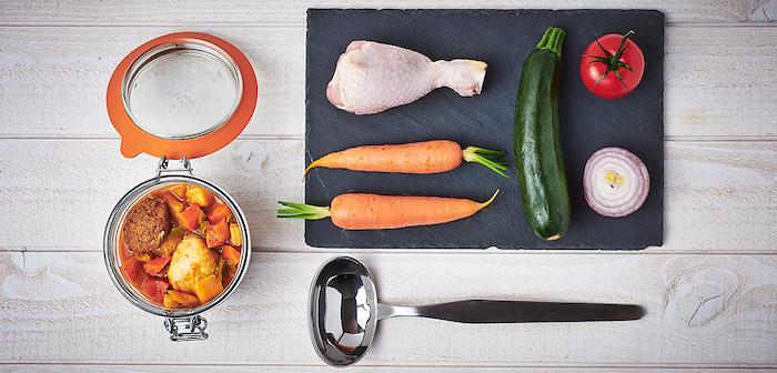 recette de Couscous en conserve