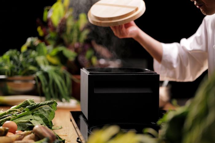 ustensile de cuisson en graphite de carbone