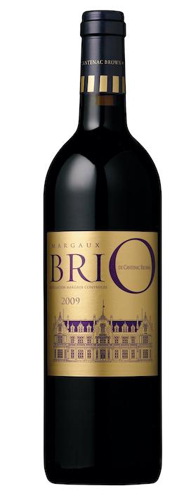 BriO de Cantenac Brown 2009 Margaux