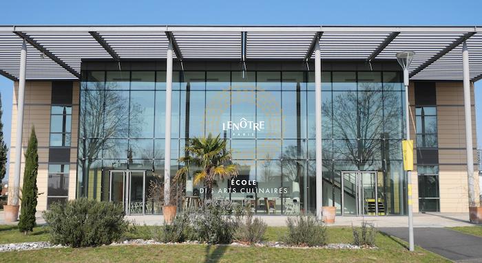 L'Ecole des Arts Culinaires Lenôtre à Rungis