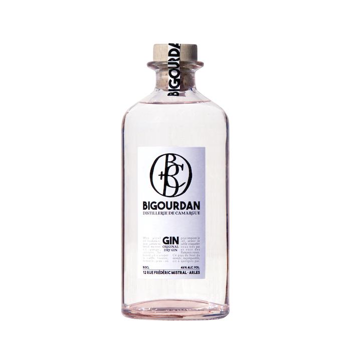 Gin Bigourdan London Dry Gin de Camargue