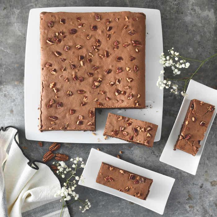 recette de Brownie XXL