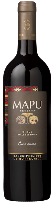 Mapu Reserva Carmenère 2018