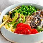 Poke bowl de sardines