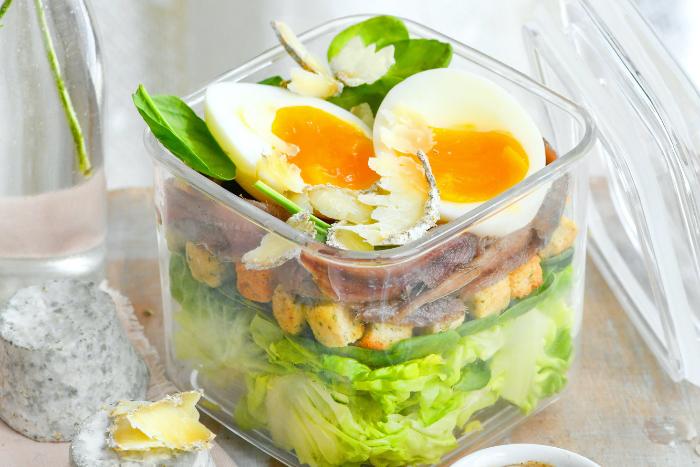 Caesar Salad au Mâconnais