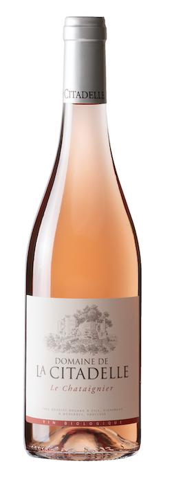 Le Châtaignier rosé 2020 Domaine La Citadelle Provence
