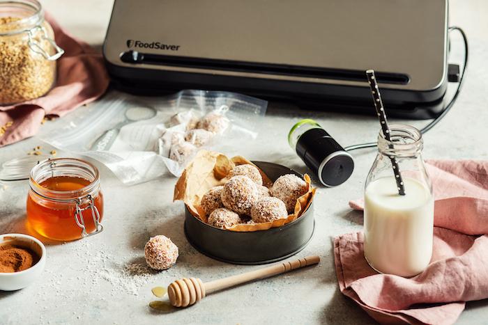 recette d'Energy balls carrot cake