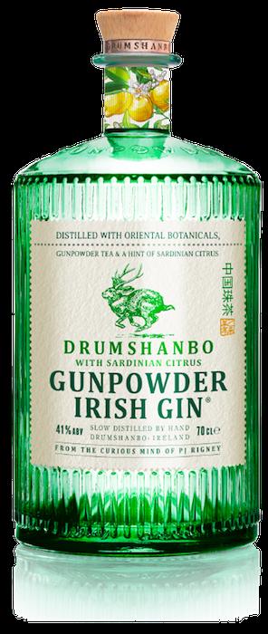 Gin Drumshanbo Gunpowder Sardinian Citrus