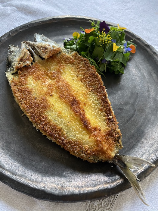 recette de Maquereaux sauce tartare