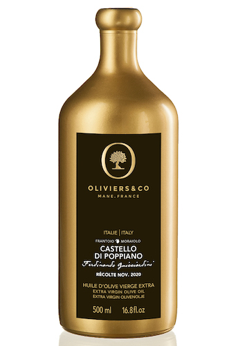 les huiles d'olive 2021