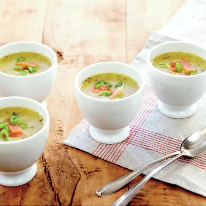 recette de Soupes à l'Appenzeller Fromage à la crème