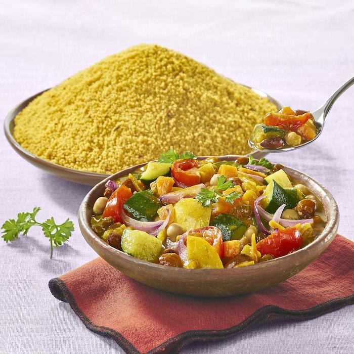 recette de tajine de légumes facile