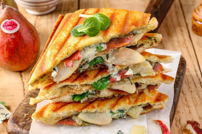 les sandwichs gourmands