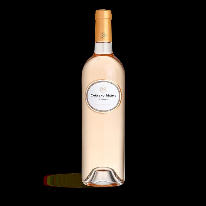Rosé Héritage 2020 Château Maïme Provence