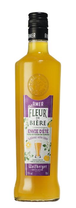 Amer Fleur de Bière® Envie d'Eté Wolfberger