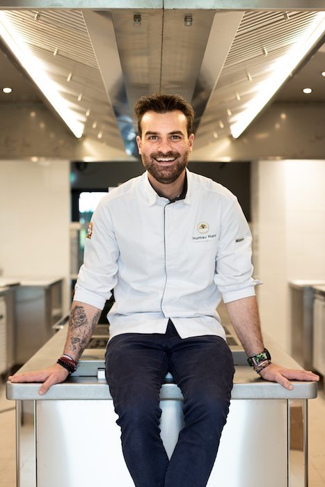 Chef Matthieu Marti