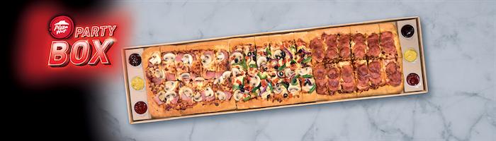 Party Box Pizza Hut