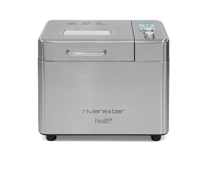 Machine à pain Inox QMP440
