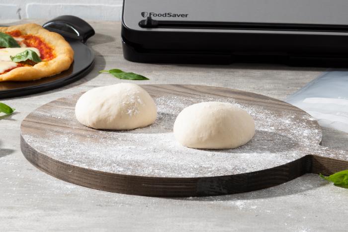 The pizza dough recipe