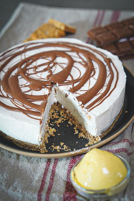 recette de Cheesecake familial à la Ricotta