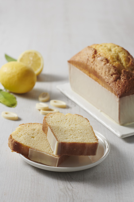 recette de Cake citron yuzu