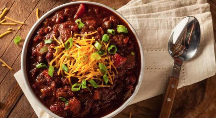 recette de Chili con carne