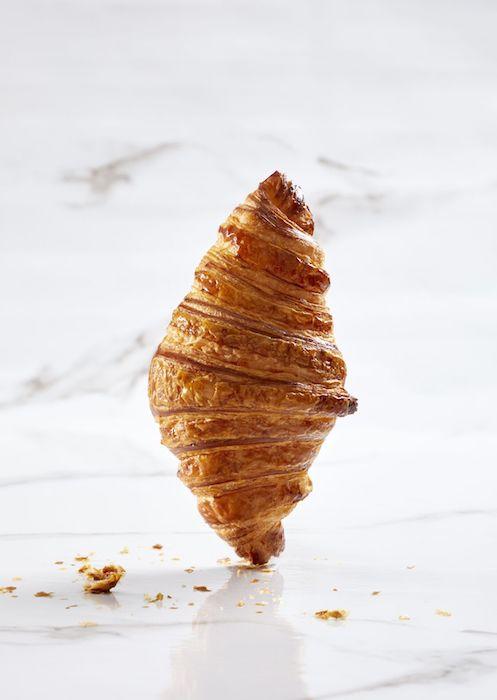 recette de Croissants au beurre