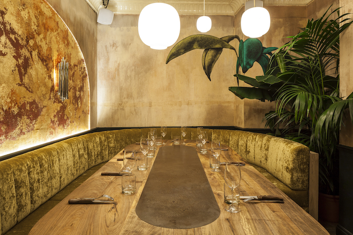 Tzantza Paris, la table péruvienne festive