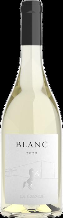 Blanc 2020 de La Cavale Luberon