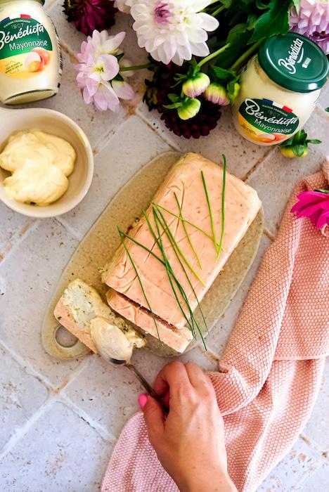 recette de Pain de poisson des Pays de la Loire