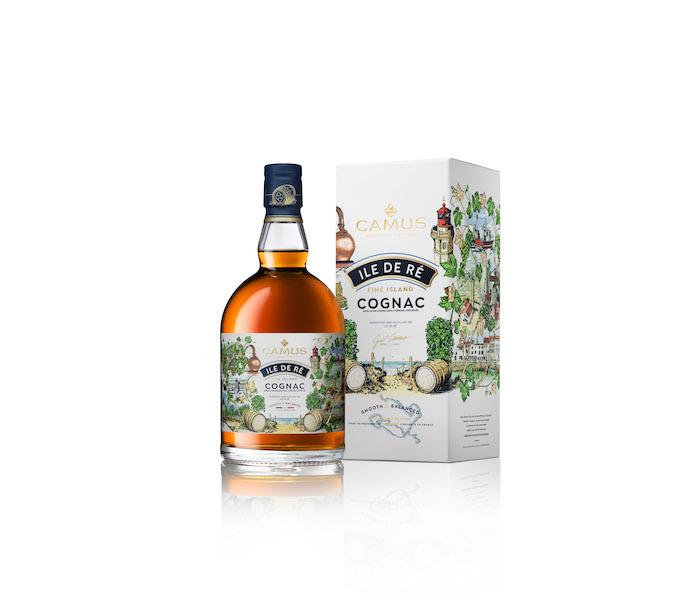cognac Camus Ile de Ré Fine Island