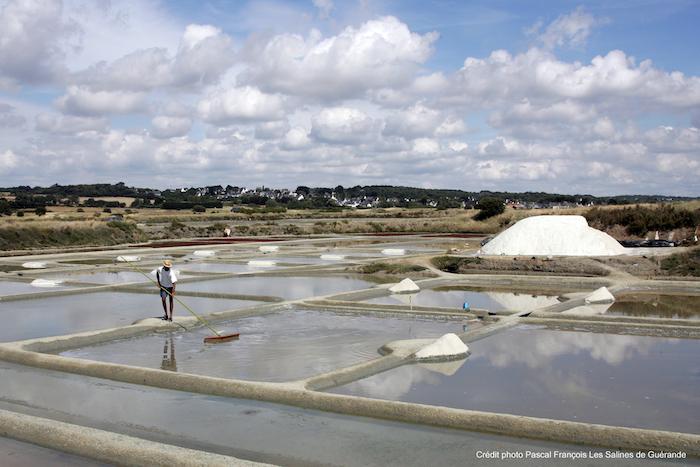 La Fleur de sel de Guérande
