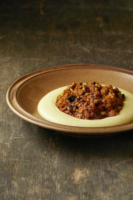 recette de Mijoté de veau aux pistaches et pignons