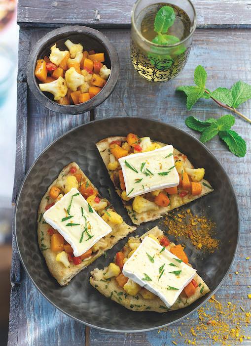 recette de Pita orientale au Caprice des Dieux