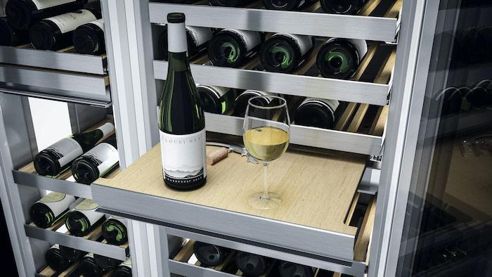 Board caves à vins Monolith de Liebherr