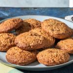 Cookies à l'avoine et au beurre de cacahuètes