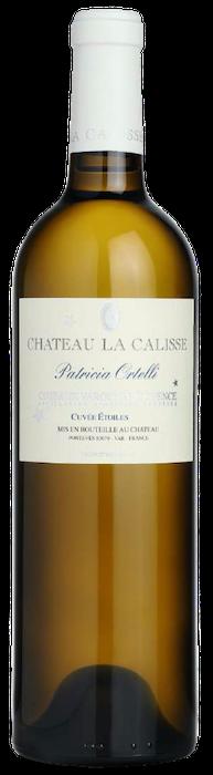 Cuvée Etoiles blanc 2020 Château La Calisse