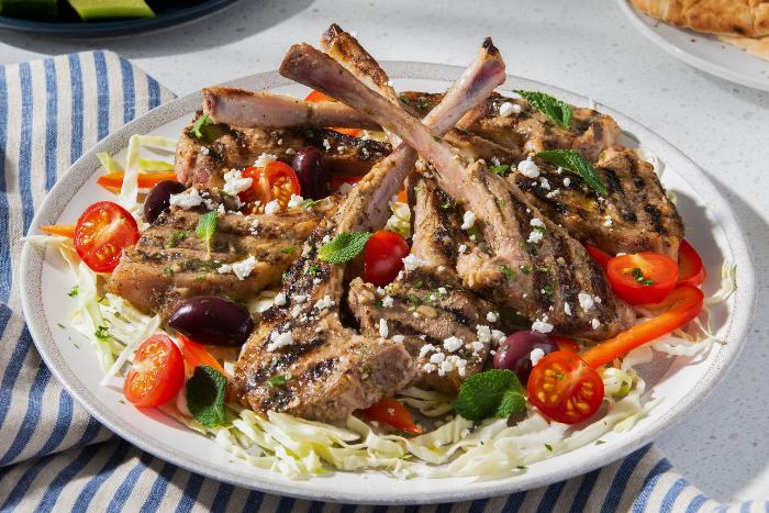 La marinade grecque, la marinade à tout faire