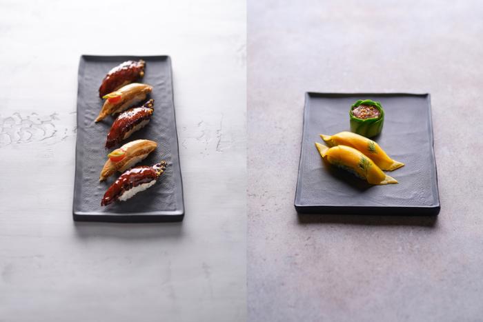 Sushi Roast et Sweet Sushi
