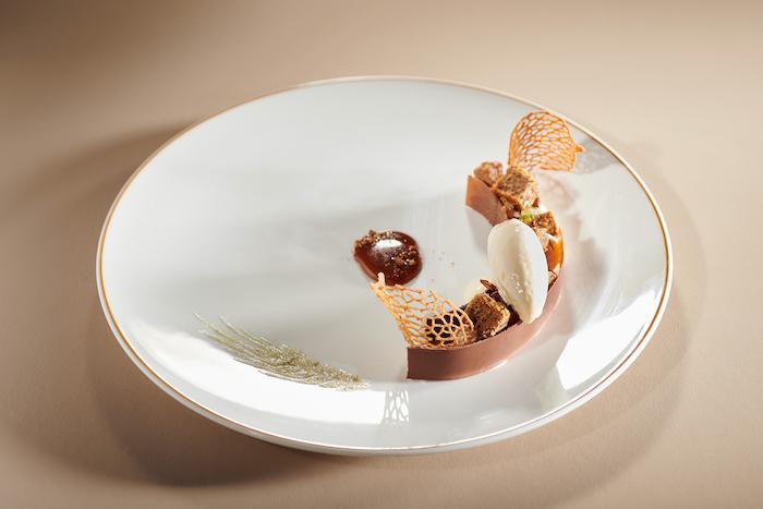 Dessert de Simon Lefebvre