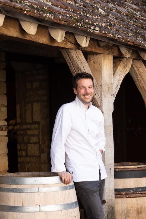 Grégory Cuillern Champion de l'oeuf en meurette 2021
